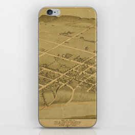 Bastrop iPhone Skin