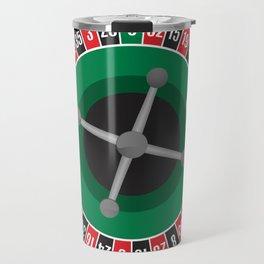 Roulette Wheel Travel Mug