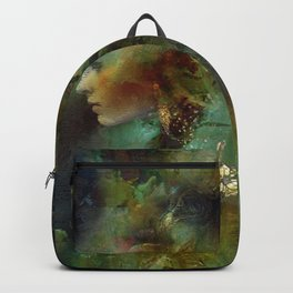 Venetian Courtisan Backpack