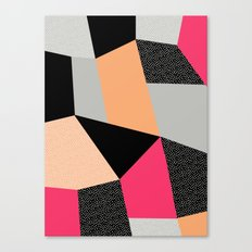 Fields 1 Canvas Print