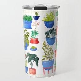 House Plants Travel Mug
