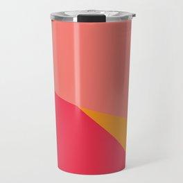 Colorful Yoga mat Travel Mug
