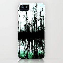 ghost tree I. iPhone Case