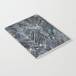 Busy Forest Print Notebook