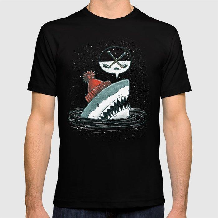 Hockey Shark T-shirt