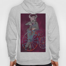 Barry Gangster Farthing - Red Hoody