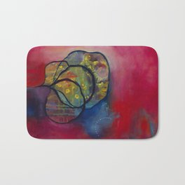 Blooming Present Bath Mat