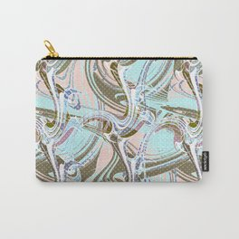 Splash . abstract Carry-All Pouch