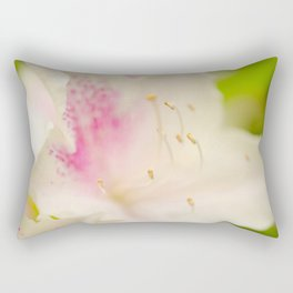 Japanese Azalea Nature / Floral / Botanical Photograph Rectangular Pillow