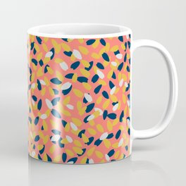 Sun-kissed Flowers in the Coral Gardens Coffee Mug