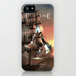 Edward Kenway: Master Assassin of the Caribbean iPhone Case