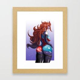 Intimate Stranger Framed Art Print