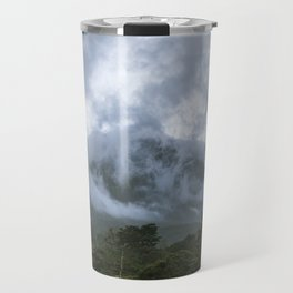 The imperious Arenal Volcano Travel Mug