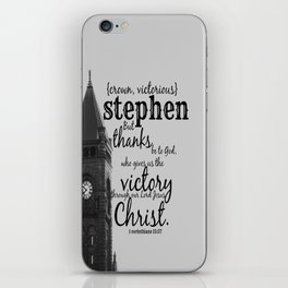 Stephen victorious iPhone Skin