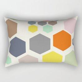 Honeycombs Rectangular Pillow