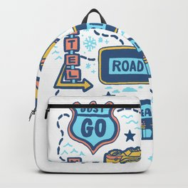 Roadtrip USA Backpack
