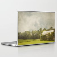 camouflage Laptop & iPad Skins featuring Camouflage by Finch & Maple
