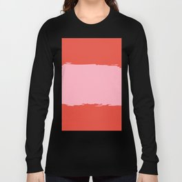 Crimson Swatch Long Sleeve T-shirt
