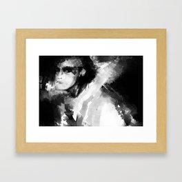 Smoke Tattoos Framed Art Print