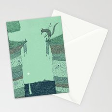 'Broken Bridge' (Colour) Stationery Cards