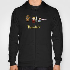 Thundarr the Barbaraian Hoody