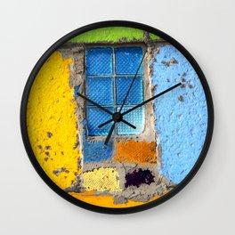 Mi Casa, Su Casa Wall Clock