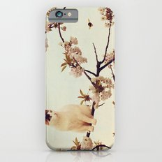 Cat in tree  iPhone 6s Slim Case