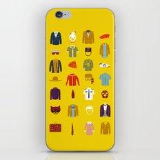 W.A Luggage iPhone & iPod Skin