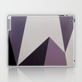 Dazzle Ship Camouflage Graphic Design (Detail) Laptop & iPad Skin