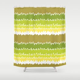 Ebb&Flow-Forest Shower Curtain