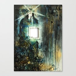 Inviting the Wind Canvas Print