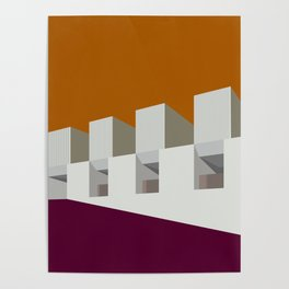 Modernist House Poster