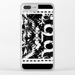 Works Clear iPhone Case