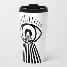 Laser Eye Travel Mug