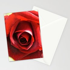 Red Hot Stationery Cards