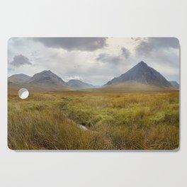 Glencoe, Scottish Highlands Cutting Board