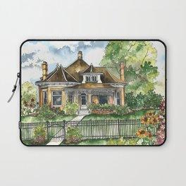 The House on Spring Lane Laptop Sleeve