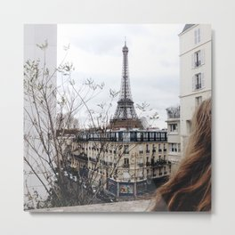Paris & Co. Metal Print