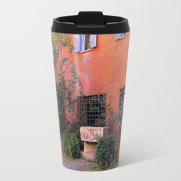 Trasvtevere Courtyard Travel Mug