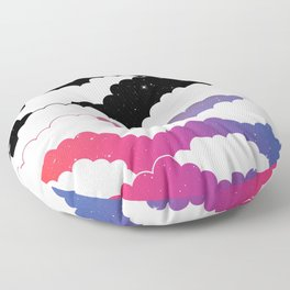 Midnight Glow Floor Pillow