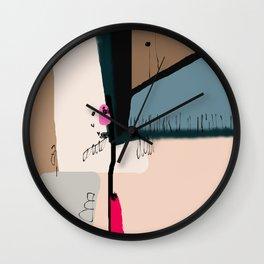 Direct speech Wall Clock