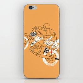 go dirty iPhone Skin