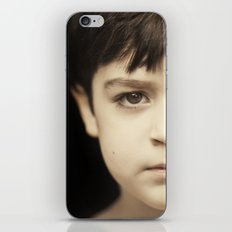 javi 1 iPhone & iPod Skin