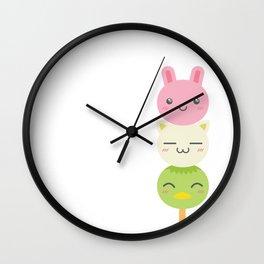 Dango~~ Wall Clock
