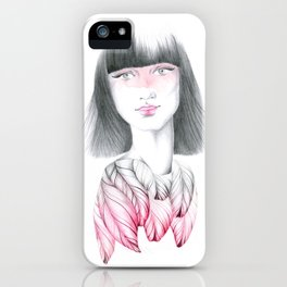 Selina iPhone Case