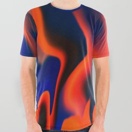 Fire Camp All Over Graphic Tee