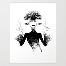 Filigrea Art Print