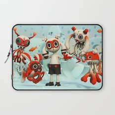 Walter's Imaginarium Laptop Sleeve