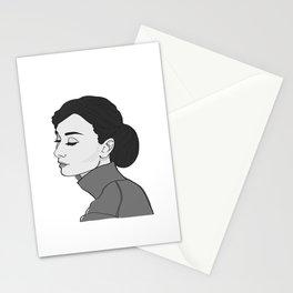 Miss Hepburn Stationery Cards