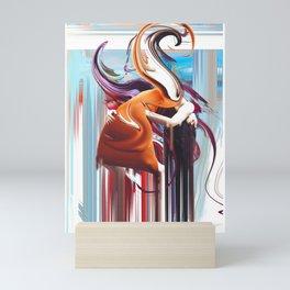 Dissonant Clarity Mini Art Print